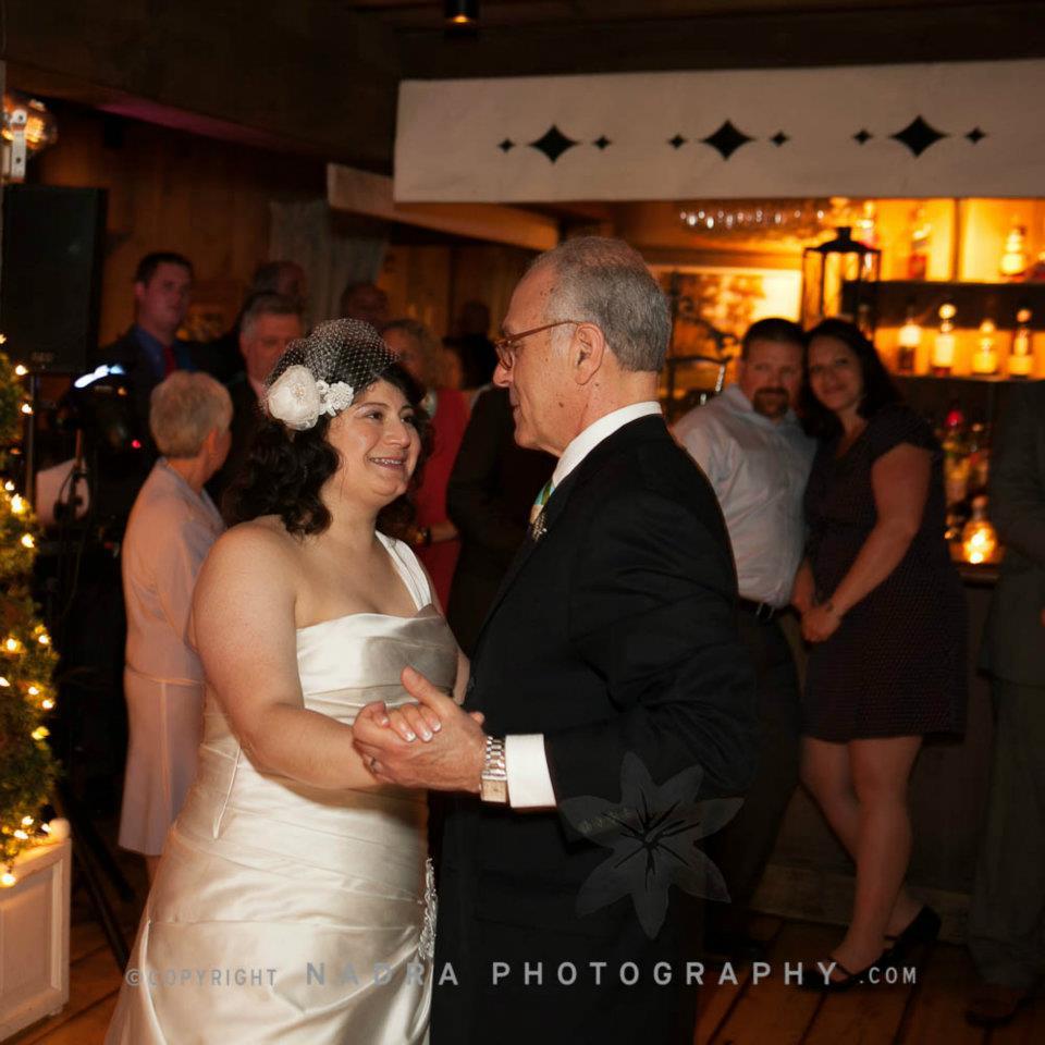 On The Marsh Wedding
