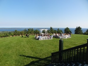 Northport Maine wedding