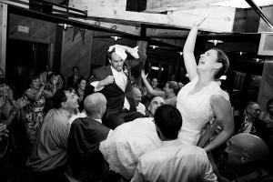 Saddleback wedding