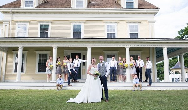 Laudholm Farm Wedding