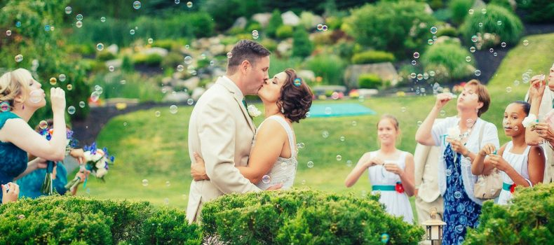 Atkinson Resort Wedding in NH