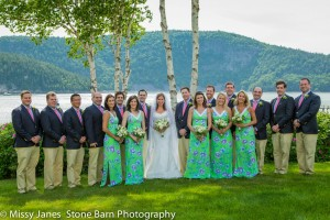Northeast Harbor Wedding