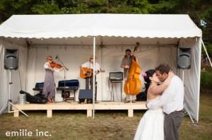 Dave Mallett wedding