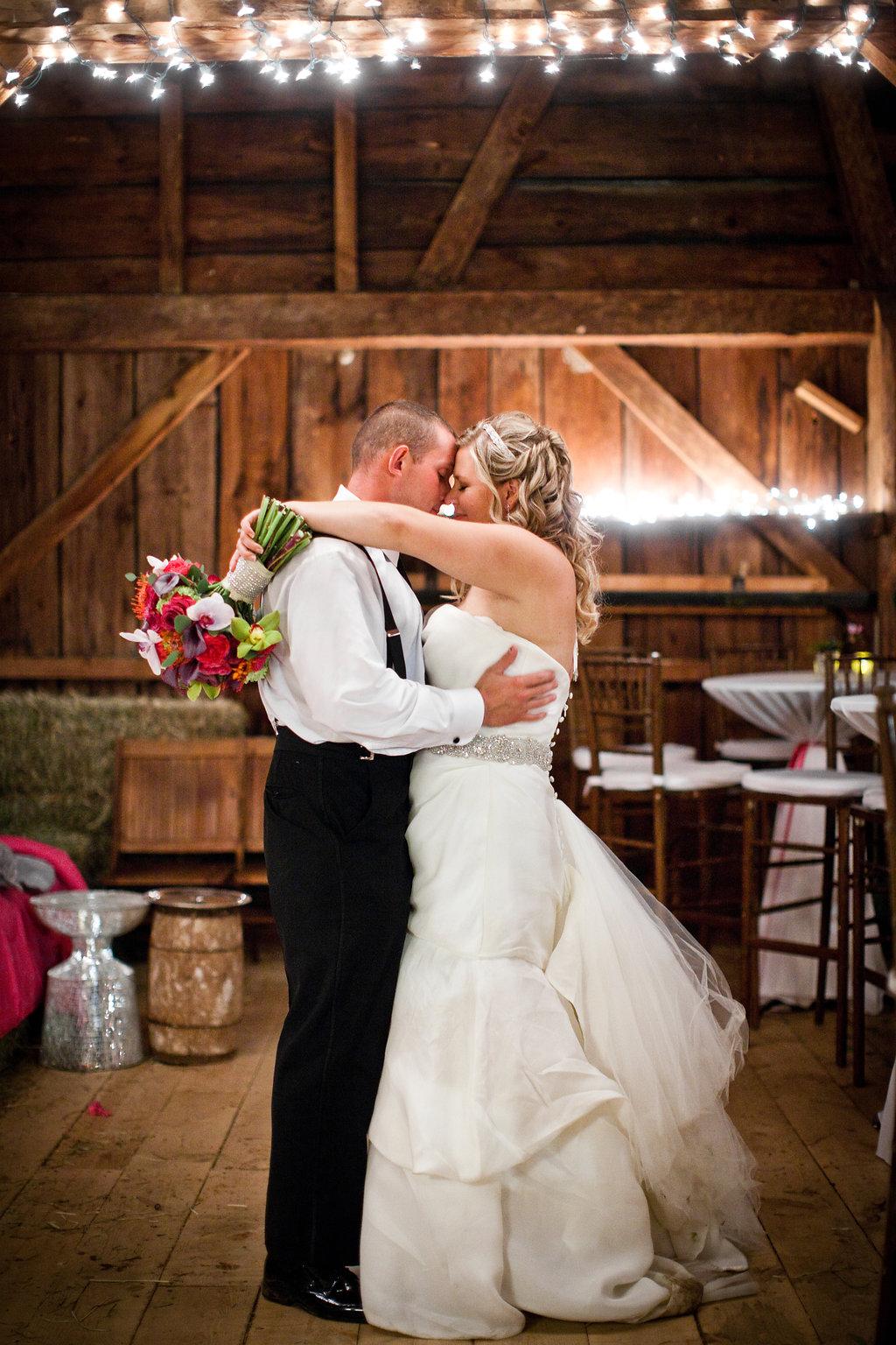 Josias River Farm Wedding Wavelength Band