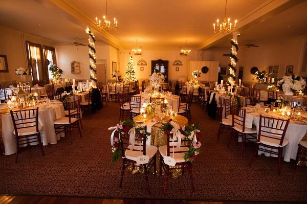 Portland Club Wedding