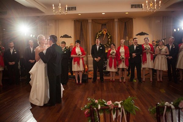 Portland Wedding Band
