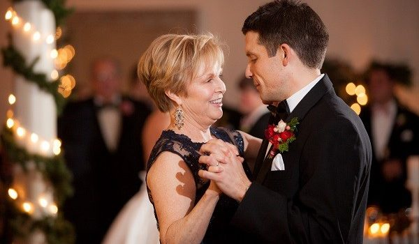 The Mother/Son Dance