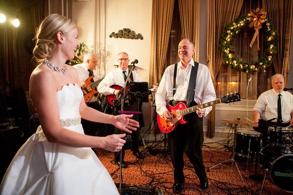 Wavelength Band Wedding