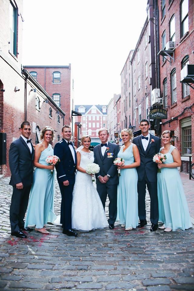Portland Maine Wedding Band