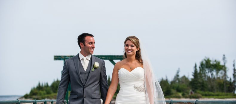 Newagen Seaside Inn Wedding