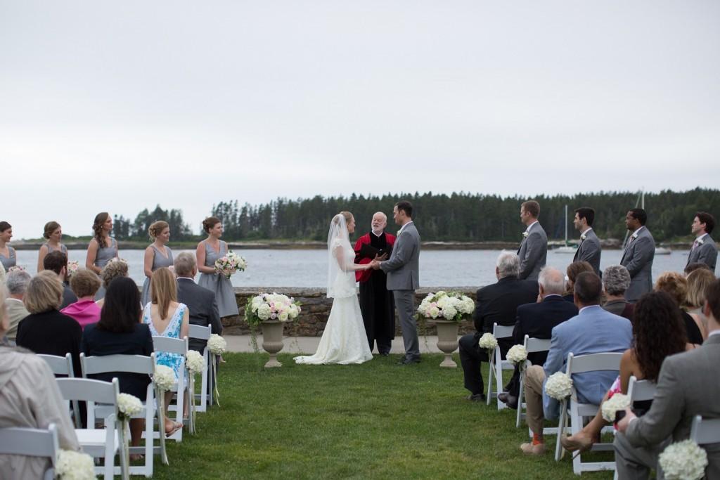 Sebasco Harbor Wedding