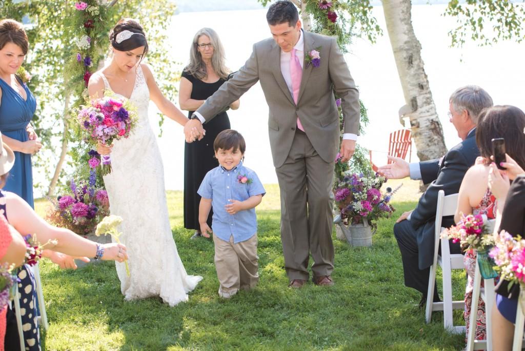 Rangeley Wedding Band