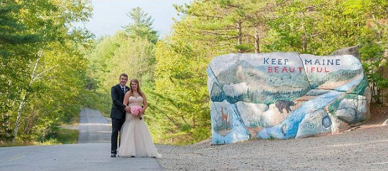 Millinocket Wedding