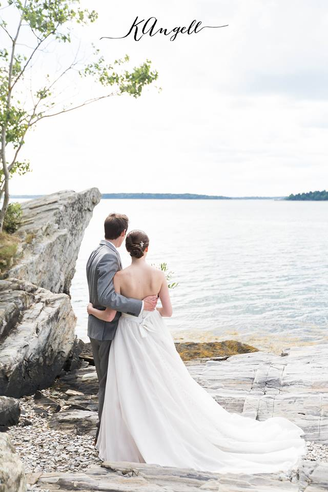 Harpswell Maine Wedding