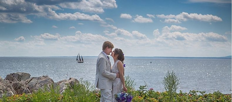 August Wedding At The Colony