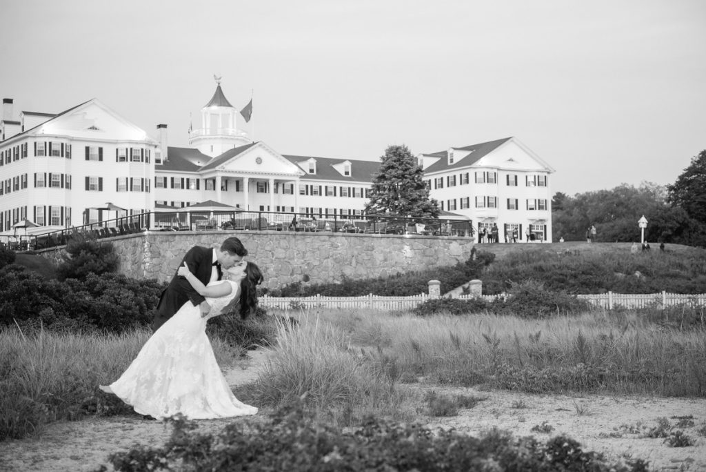 Colony Hotel wedding