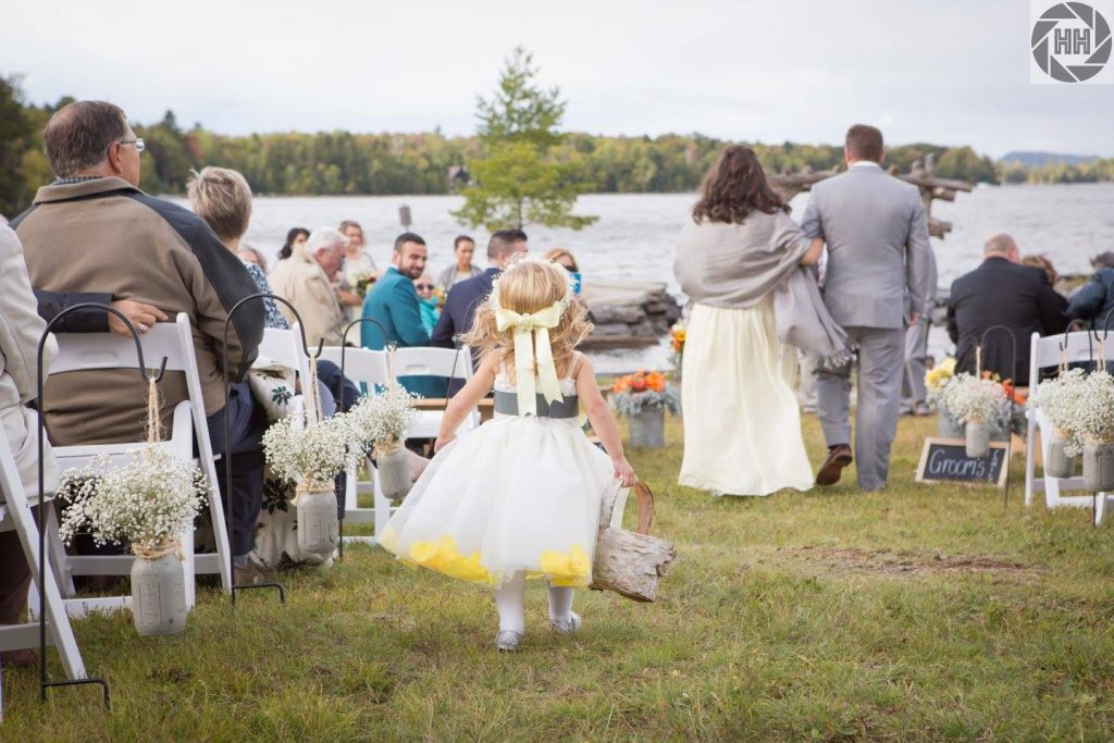 Moosehead Lake Wedding