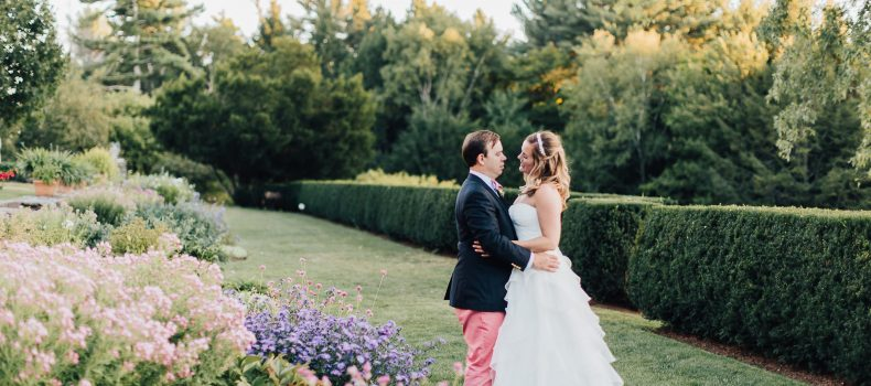 New Hampshire Wedding At The Fells