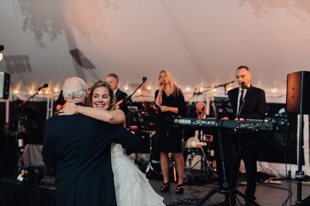 New Hampshire Wedding Band