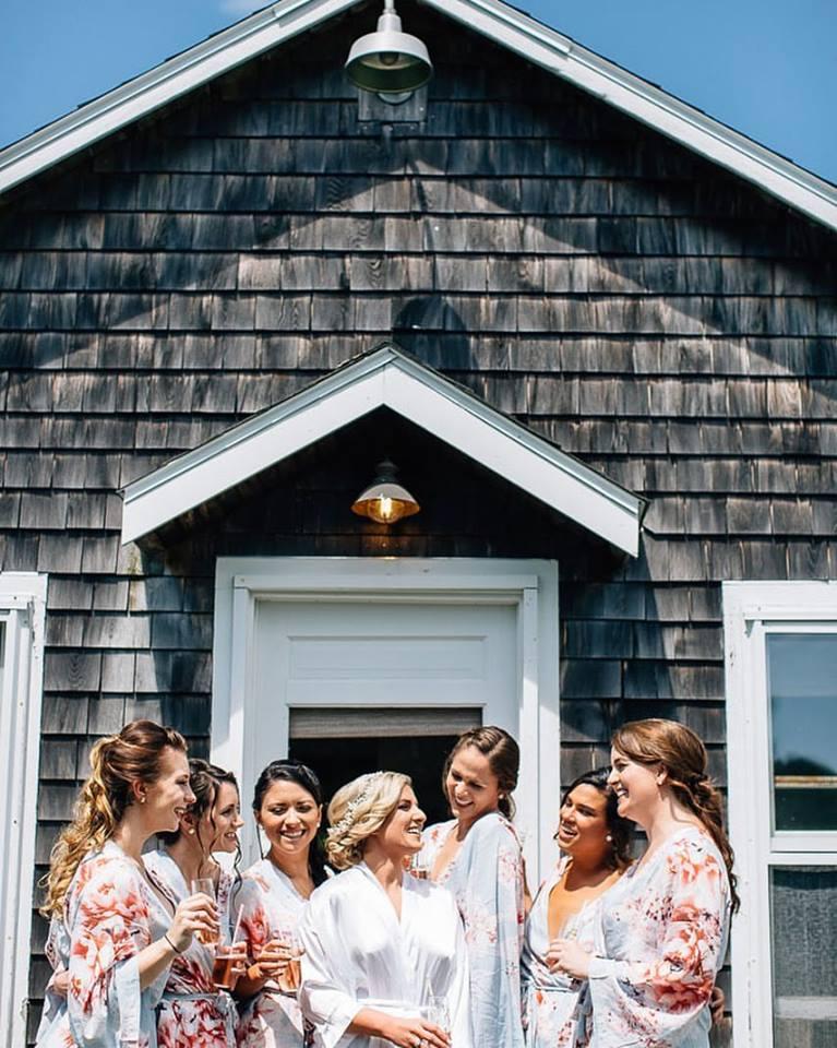 New Harbor Wedding