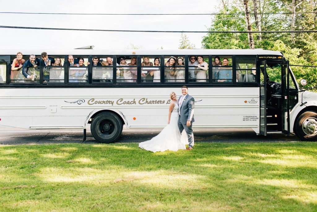 Maine Seaside Wedding
