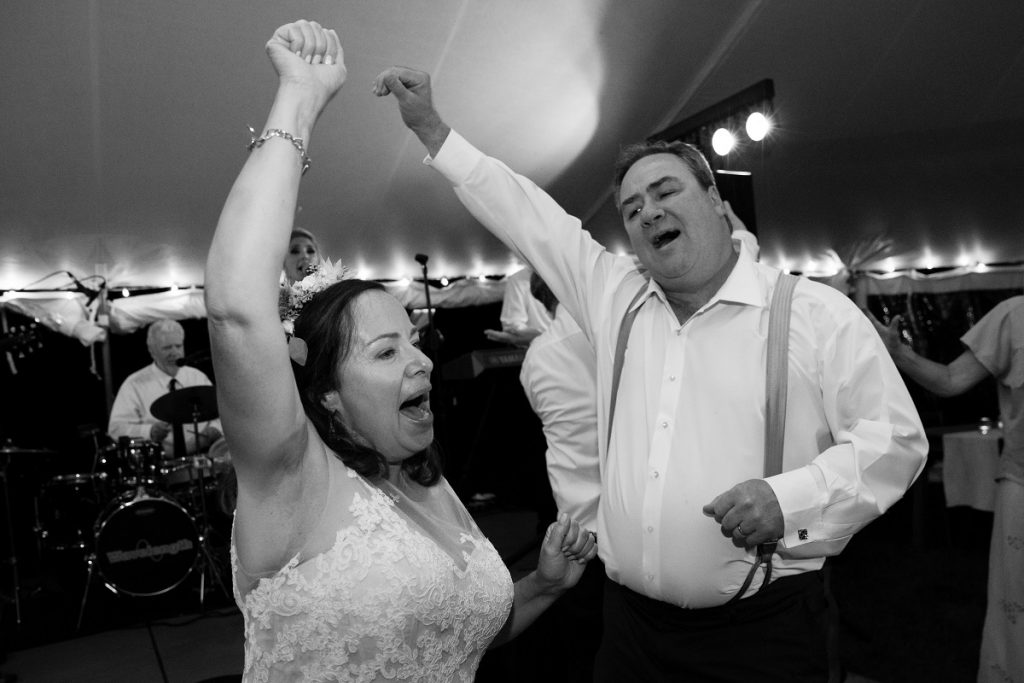New Hampsphire Wedding
