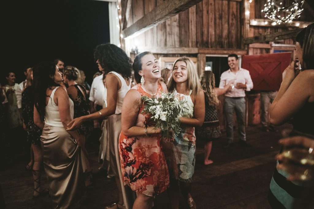 Live Well Farm Wedding
