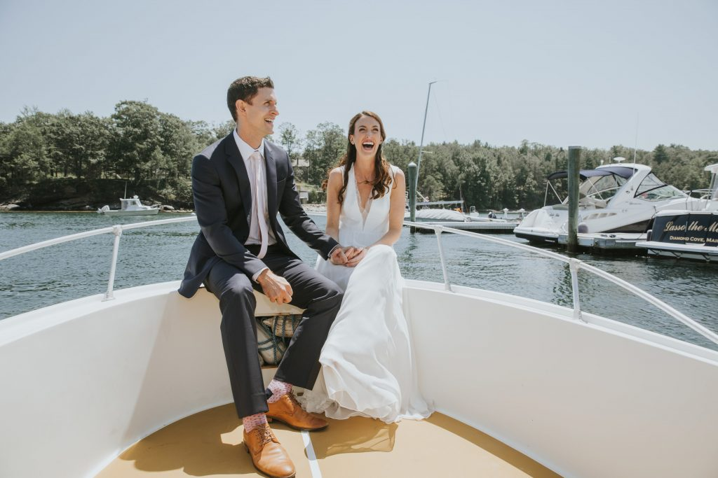 Great Diamond Island Weddings