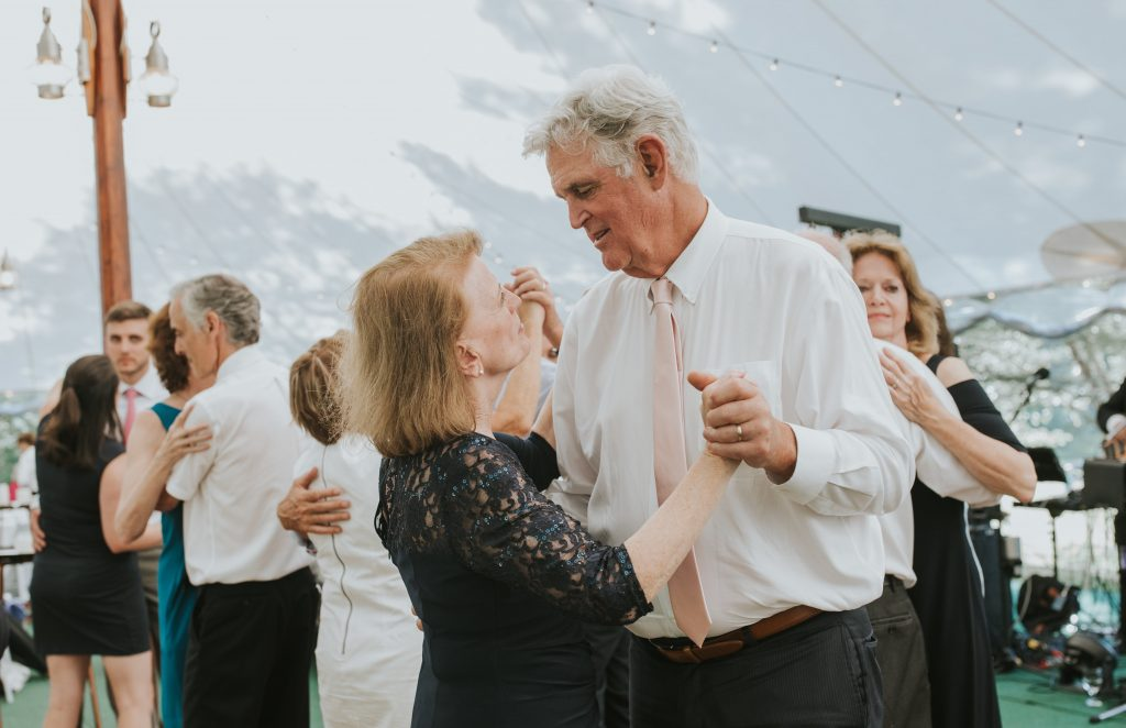Great Diamond Island Wedding