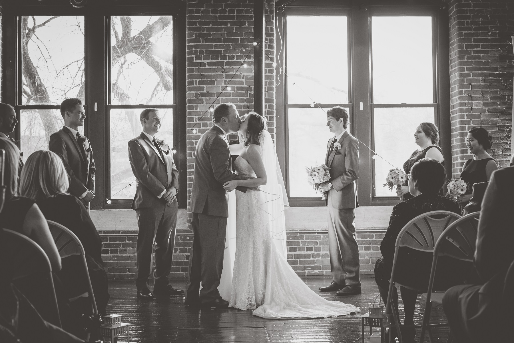Rivermill at Dover Landing Wedding