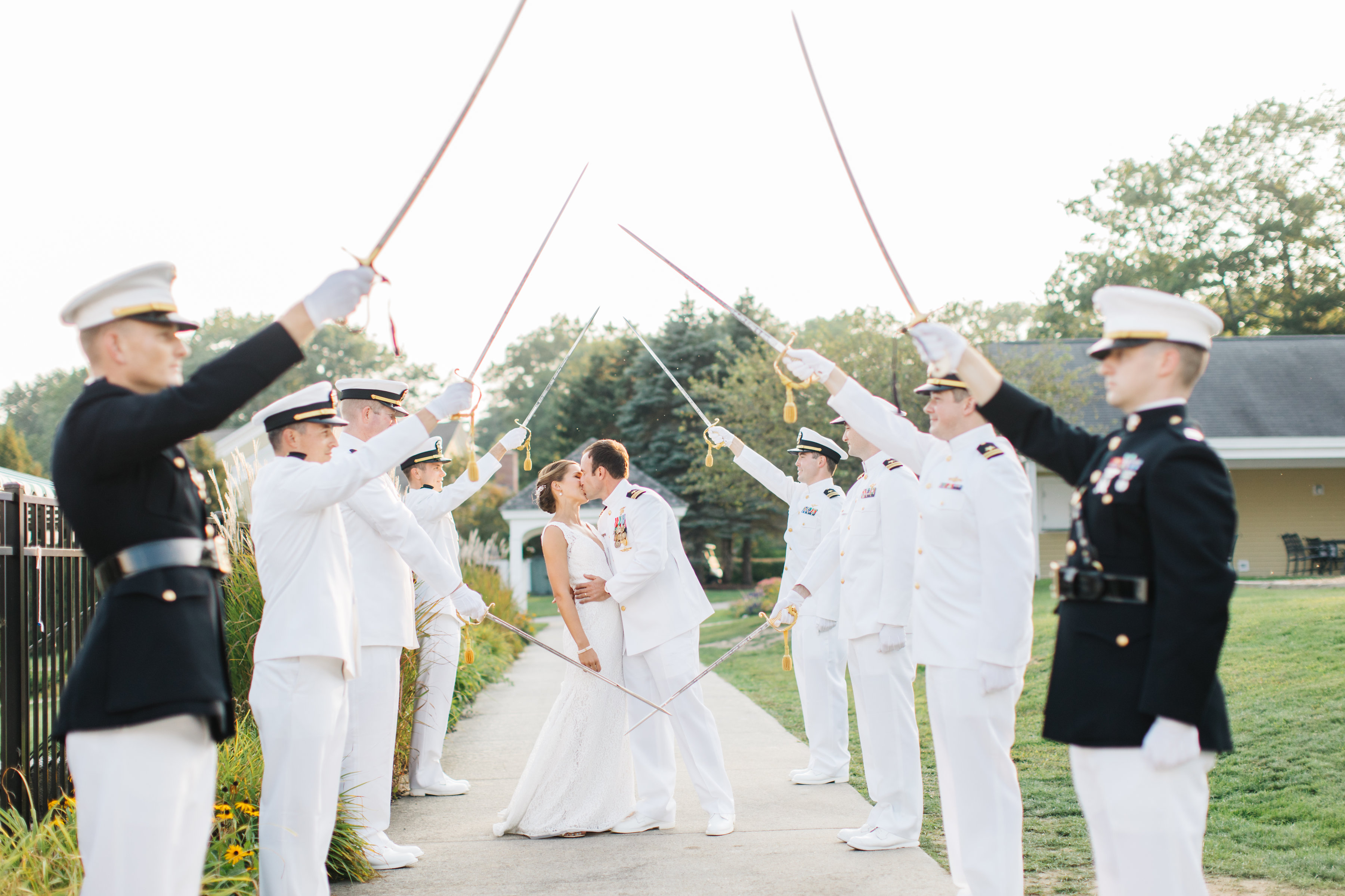 A Country Wedding Cast.Falmouth Country Club Navy Wedding Wavelength Band
