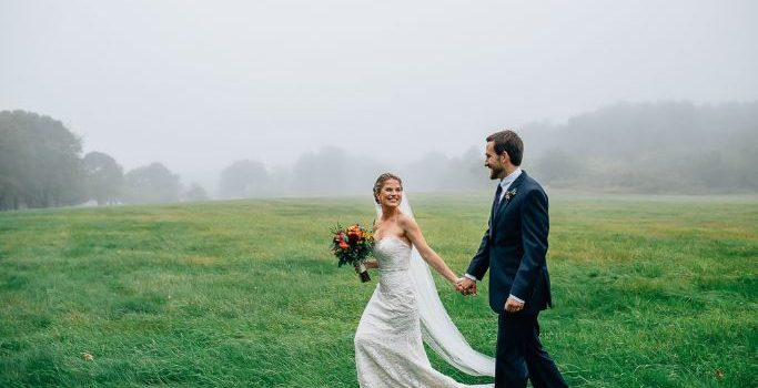 Dreamy Autumn Wedding in Cape Elizabeth