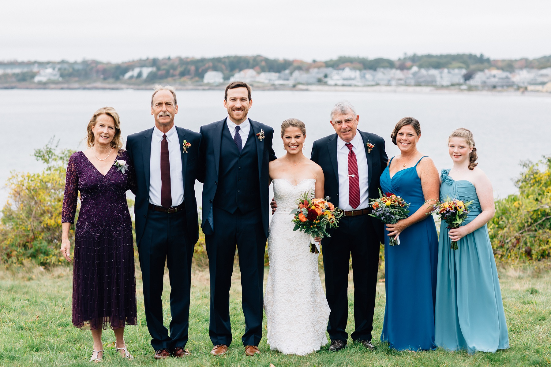 Cape Elizabeth Wedding