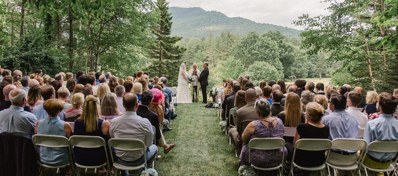 Eagle Mountain House Wedding