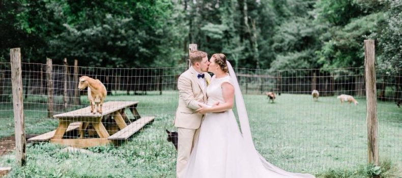 Rustic Josias River Farm Wedding