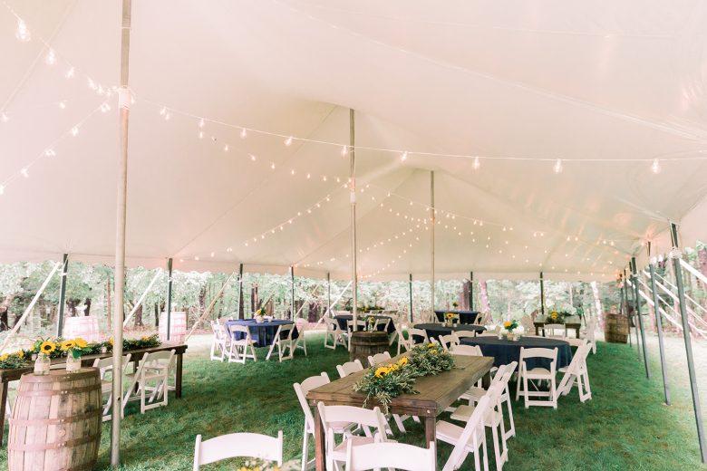 Josisas River Farm Wedding