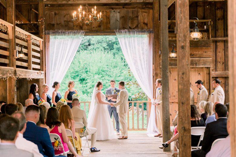 Josias River Farm Wedding