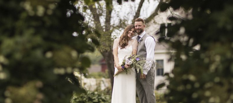 Backyard Wedding In Cape Neddick