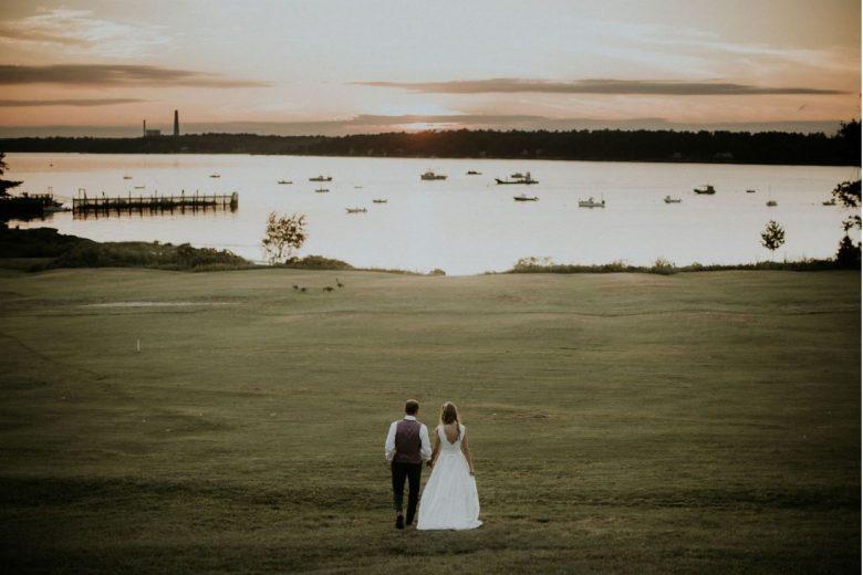 Chebeague Island Wedding