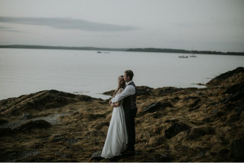 Chebeague Island Wedding