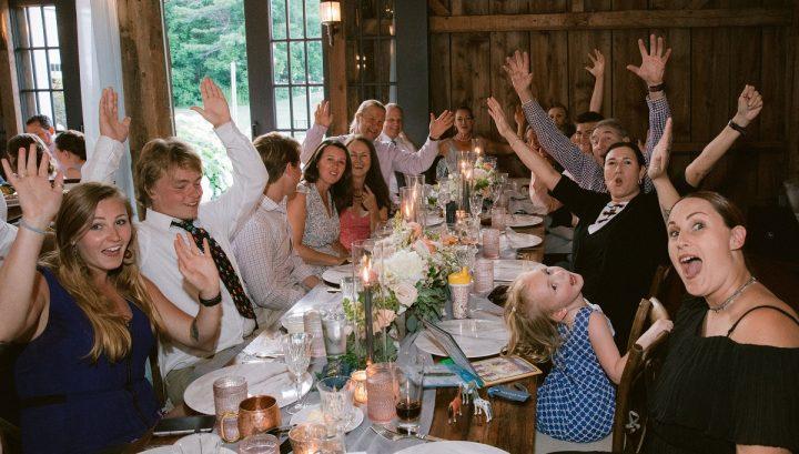 Elegant  Flanagan Farm Wedding