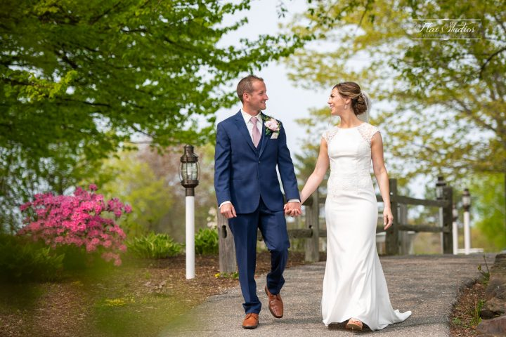 June wedding at the Samoset Resort