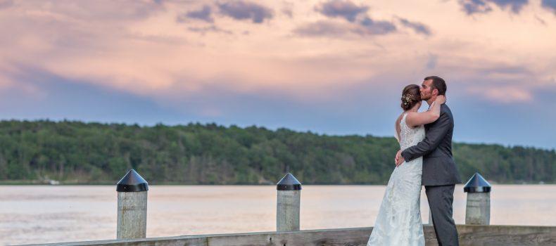 Maine Maritime Museum Wedding