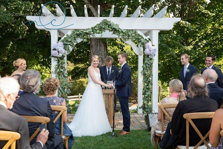 Inn At Pleasant Lake Wedding