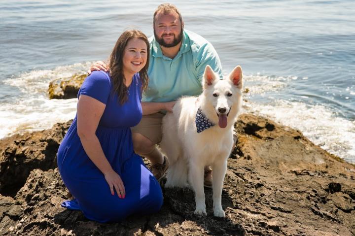 Maura and Dan Engaged