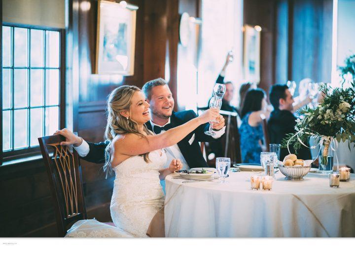 Colony Hotel Wedding