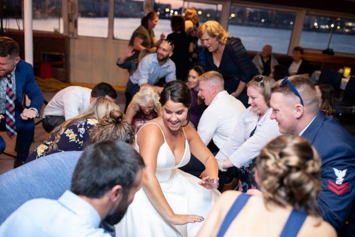 Music Cruise Wedding