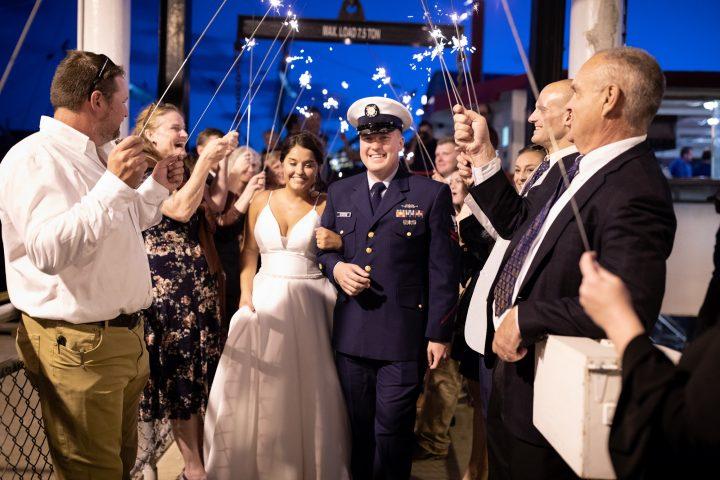 Casco Bay Lines Wedding