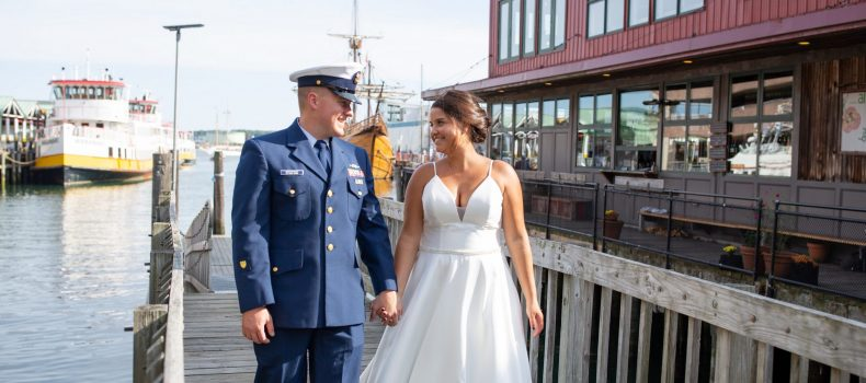 Music Cruise Wedding In Portland