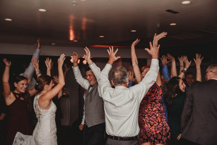 Wedding Bands in October